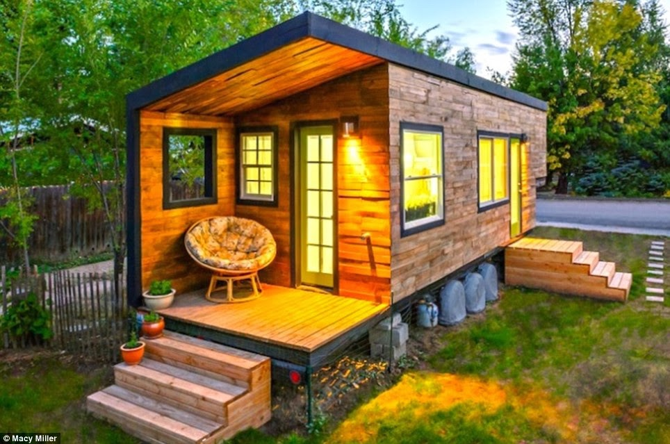 Rensselaer Plateau Life The Tiny House Movement