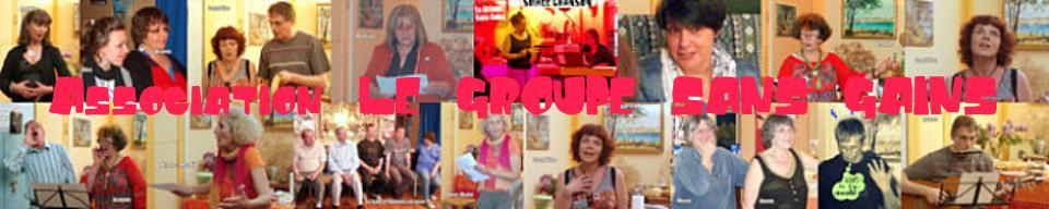Association LE GROUPE SANS GAINS