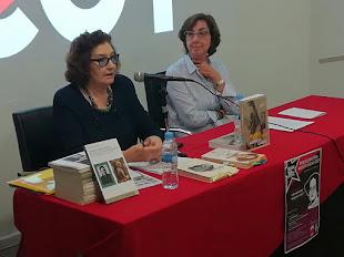 CONFERENCIA REALIZADA SOBRE AMPARO POCH Y MUJERES LIBRES. PRESENTACIÓN DEL LIBRO