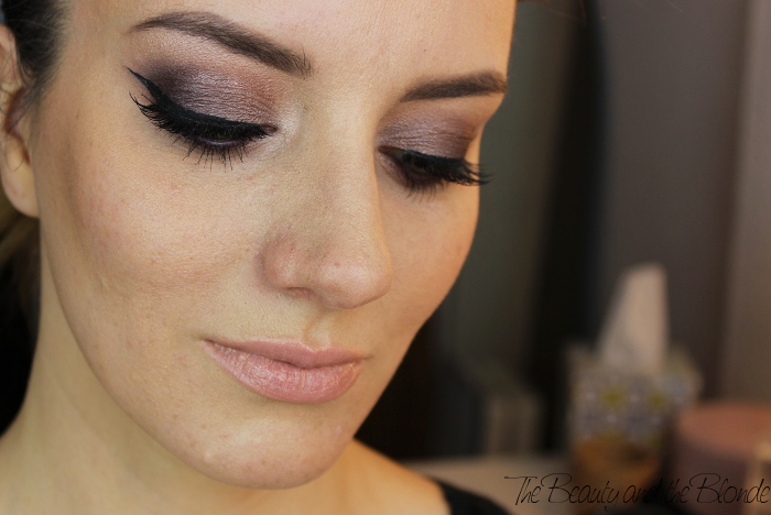 Nachgeschminkt Mai 2015, Jaclyn Hill, AMU, Look, Most wearable smokey eye, MAC, Sketch, Satin Taupe