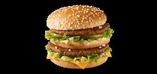 Saiba o efeito de um Big Mac no seu corpo 1 hora após a ingestão?