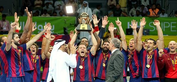 Barcelona campeón de la Super-Globe | Mundo Handball