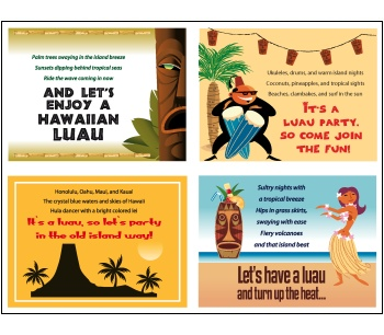 image regarding Printable Luau Party Games titled Say Aloha towards Fantastic Hawaiian Luau Bash Recommendations Analyze ~ Mother