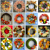 Etsy Fall Wreath Roundup