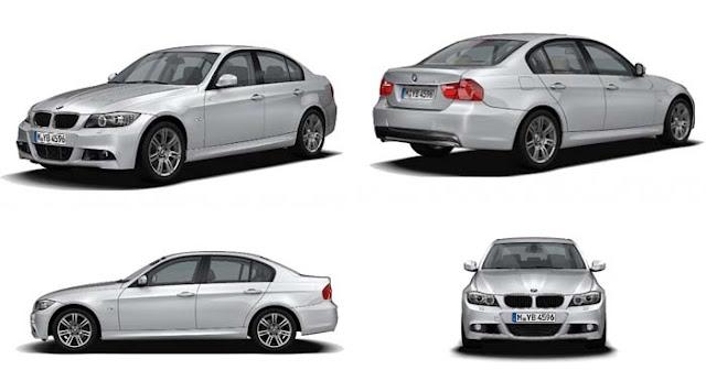 BMW 318i Sport - Prata Titanium