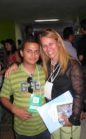 Blogueira Selma Mello