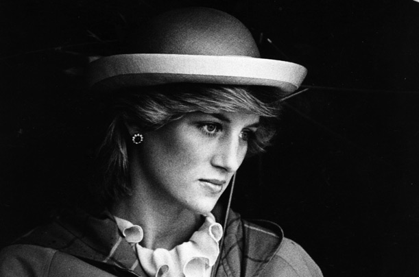 She became Lady Diana Spencer after her father inherited the title of