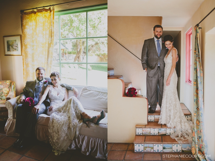 """santa barbara backyard wedding"""