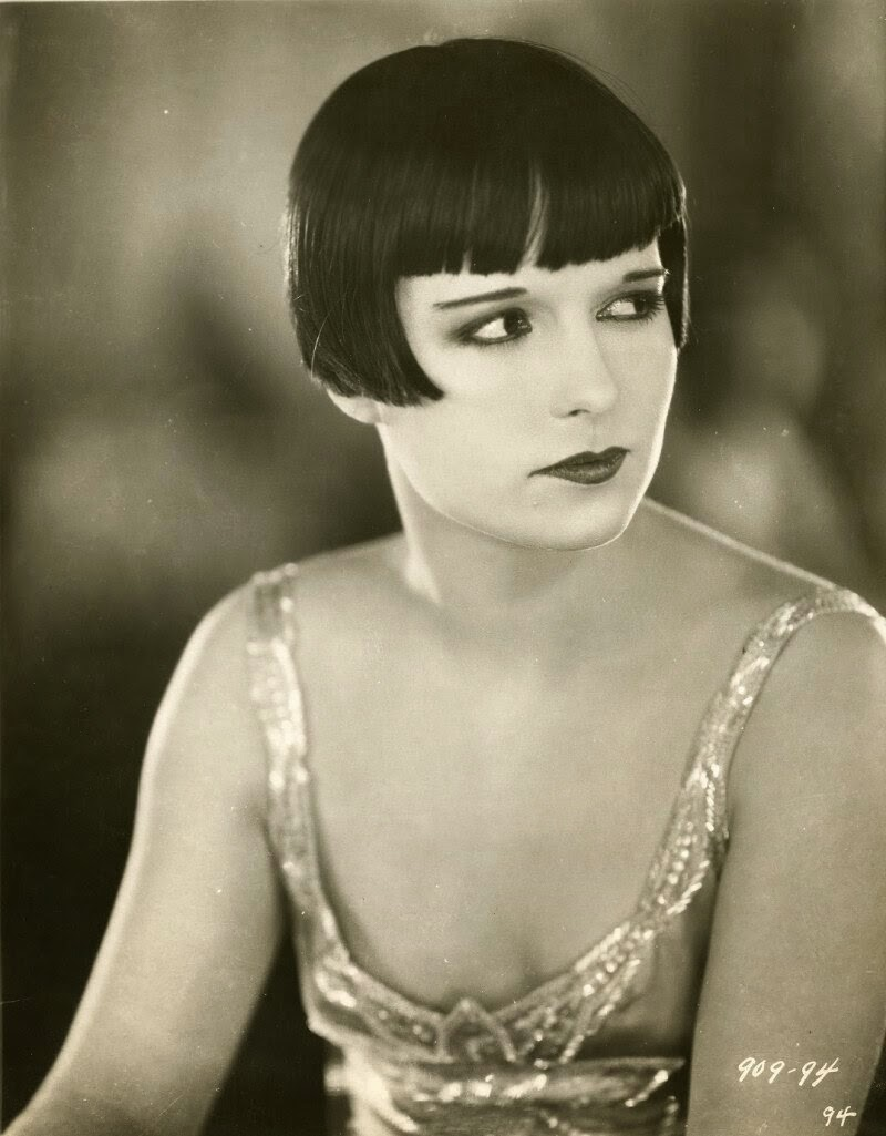 Louise Brooks For The Movie A Social Celebrity 1926 Blueiskewl