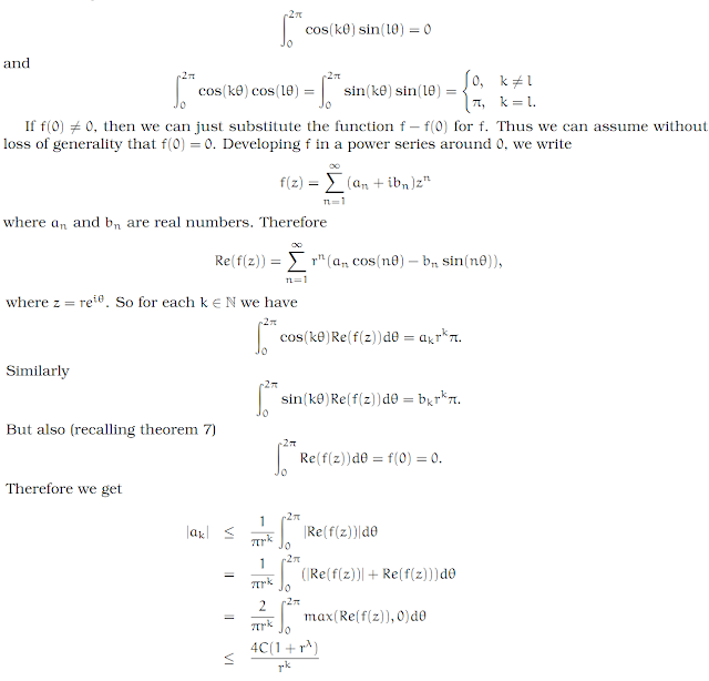 Complex Analysis: #29 The Order of an Entire Function equation pic 1