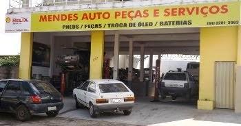 MENDES AUTO PEÇAS E SERVIÇOS