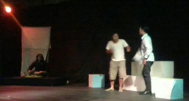 Pementasan Teater PBSI UIN Jakarta