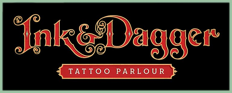 Ink &amp; Dagger Tattoo Parlour