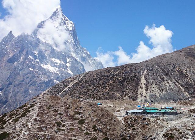 Dhukla-Himalaya-Nepal
