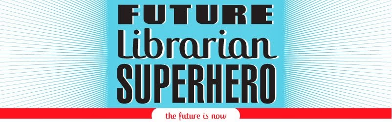 Future Librarian Superhero