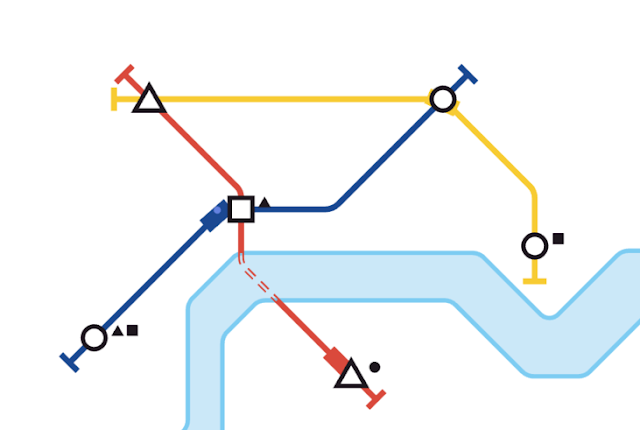 Mini Metro Review