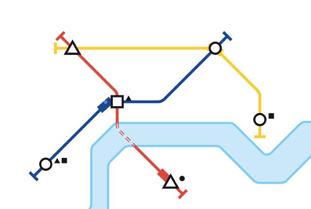 Mini Metro Review