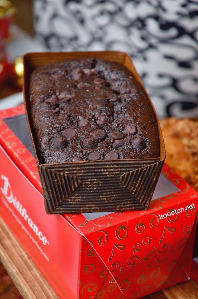 Double Chocolate Tea Cake - RM16.90