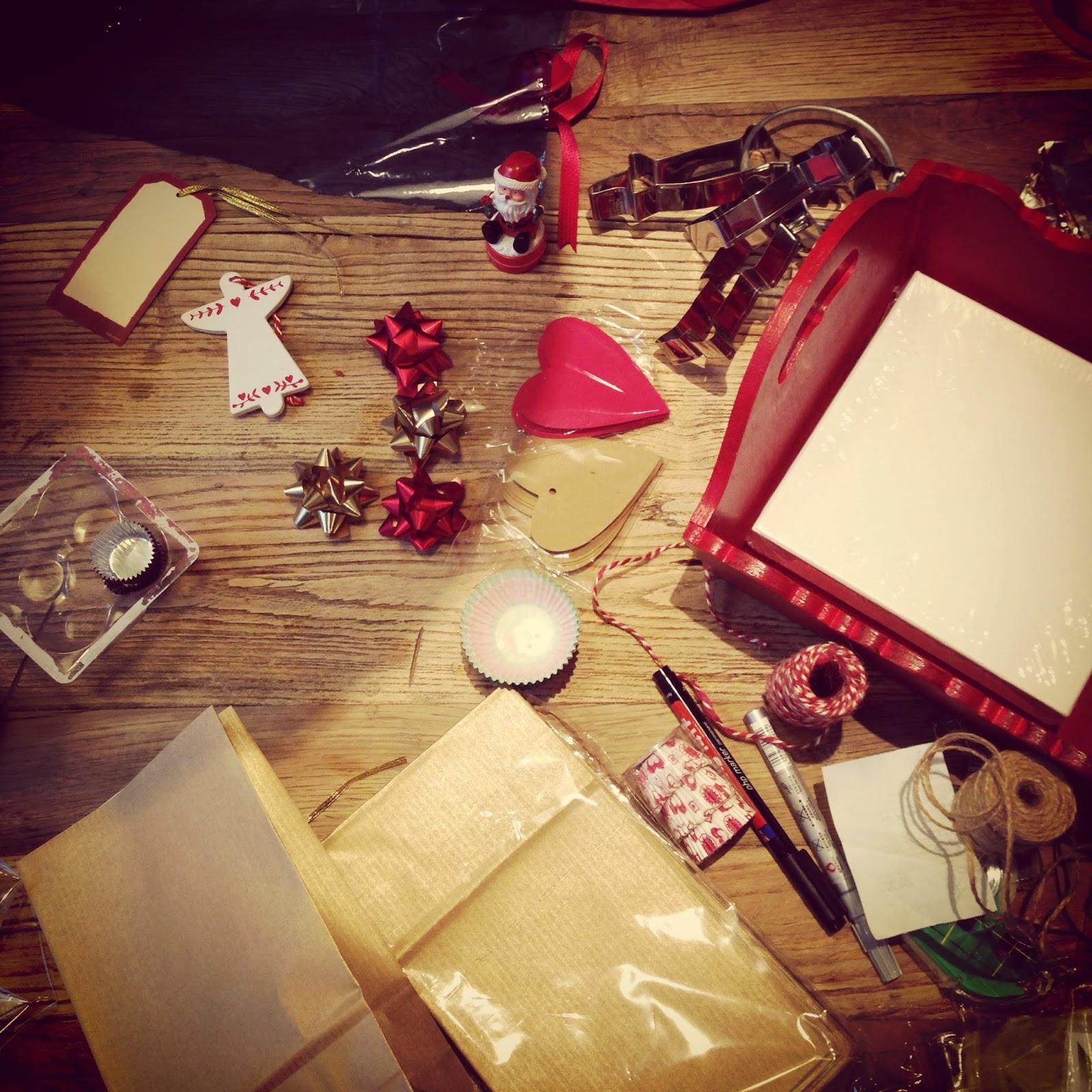 Gårdagens juleverksted