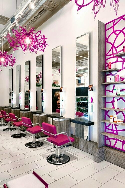 In Conclusion We Can Say That Should Not Fear The Color Beauty Salons And Thanks To Them Will Make Our Customers Feel Comfortable