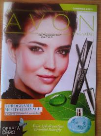 My Avon Magazine C4/ 2015