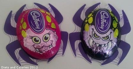 Cadbury Halloween Chocolates