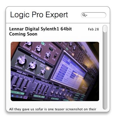 Logic Pro Expert