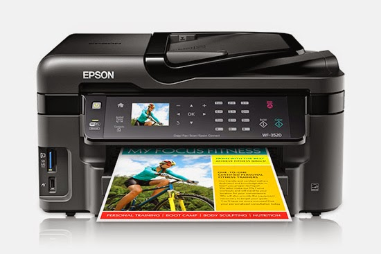All In One Printer Epson
