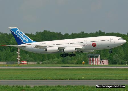 Siberian Airlines SBI1812 (2001)