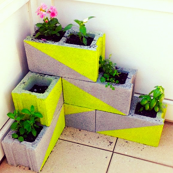 D co jardin simple - Idee de decoration de jardin ...