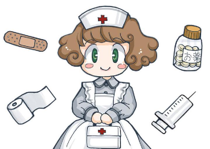 Dibujos infantiles de medicos y enfermeras - Imagui