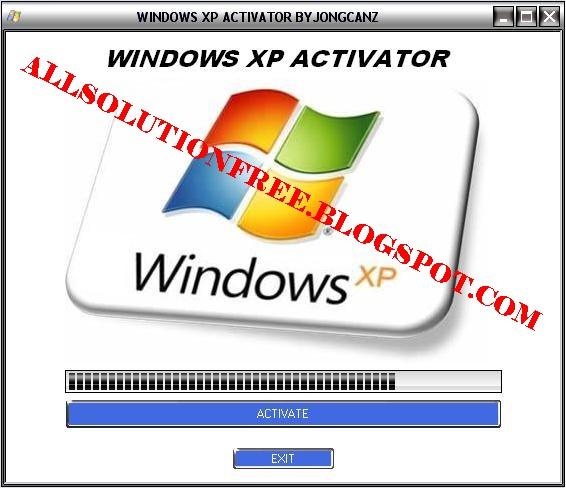 Download windows xp sp3 32 or 64 bit activator and wat remover активатор windows xp sp3 торрент
