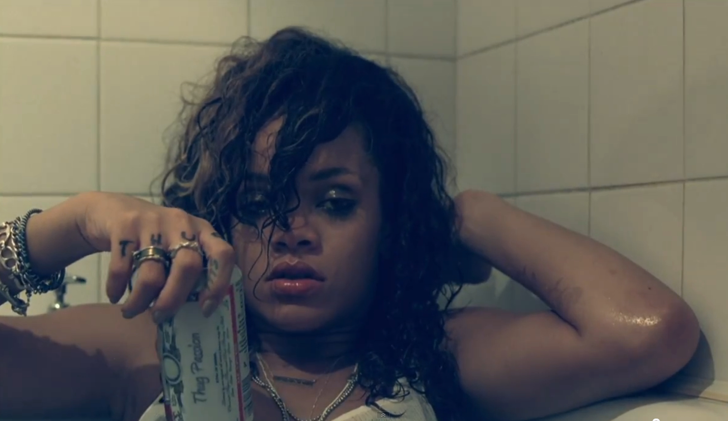 Watch FIRST LOOK: Rihanna's new SM video video