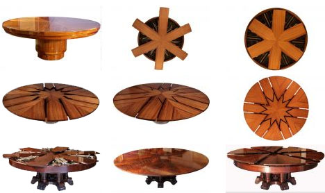 Learn This The Fletcher Capstan Table Small Or Big Your Choice