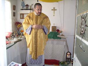 Párroco de la Misión en Uruguay