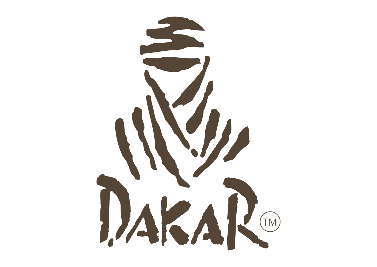 Dakar Rally Logo Vector download free
