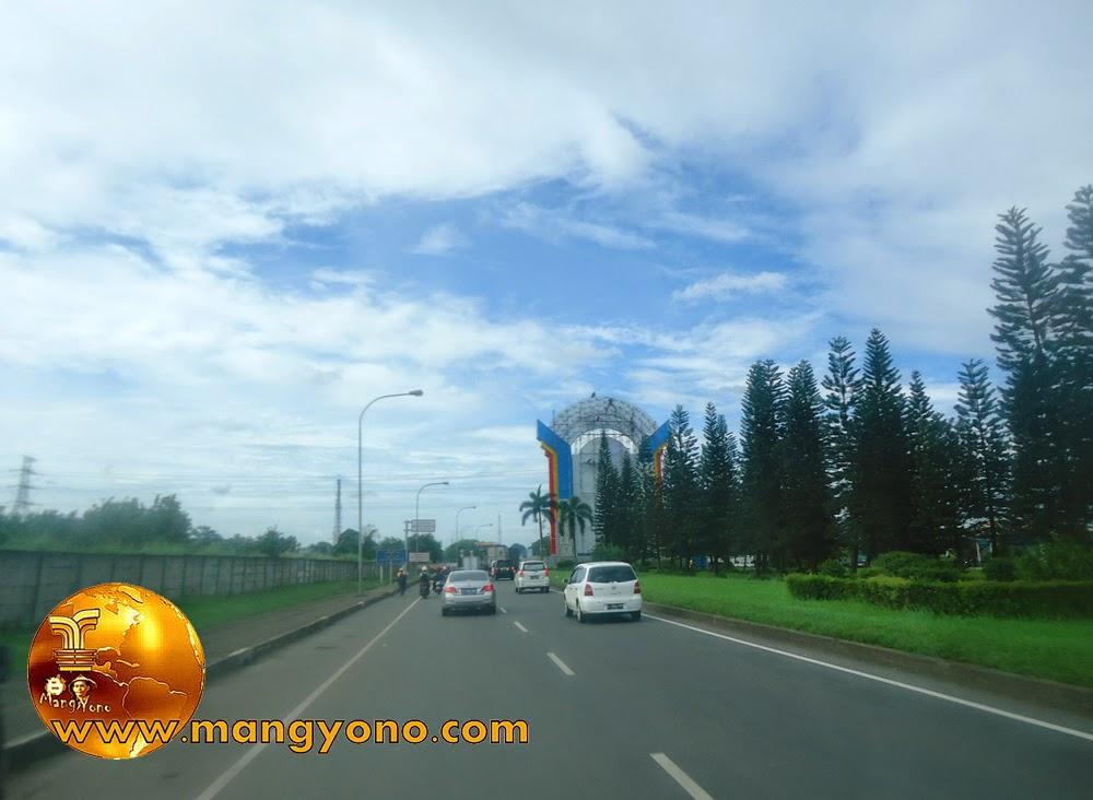 FOTO : Ini suasana meninggalkan Kawasan Industri MM2100, Cibitung, Bekasi
