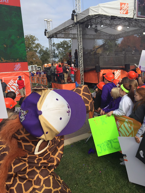 ESPN College GameDay, James Madison University, JMU