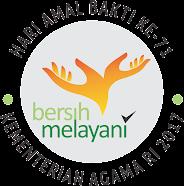 "HARI AMAL BAKTI (HAB) KEMENAG TGL 3 JANUARI 2017 ""LEBIH DEKAT MELAYANI UMAT"""