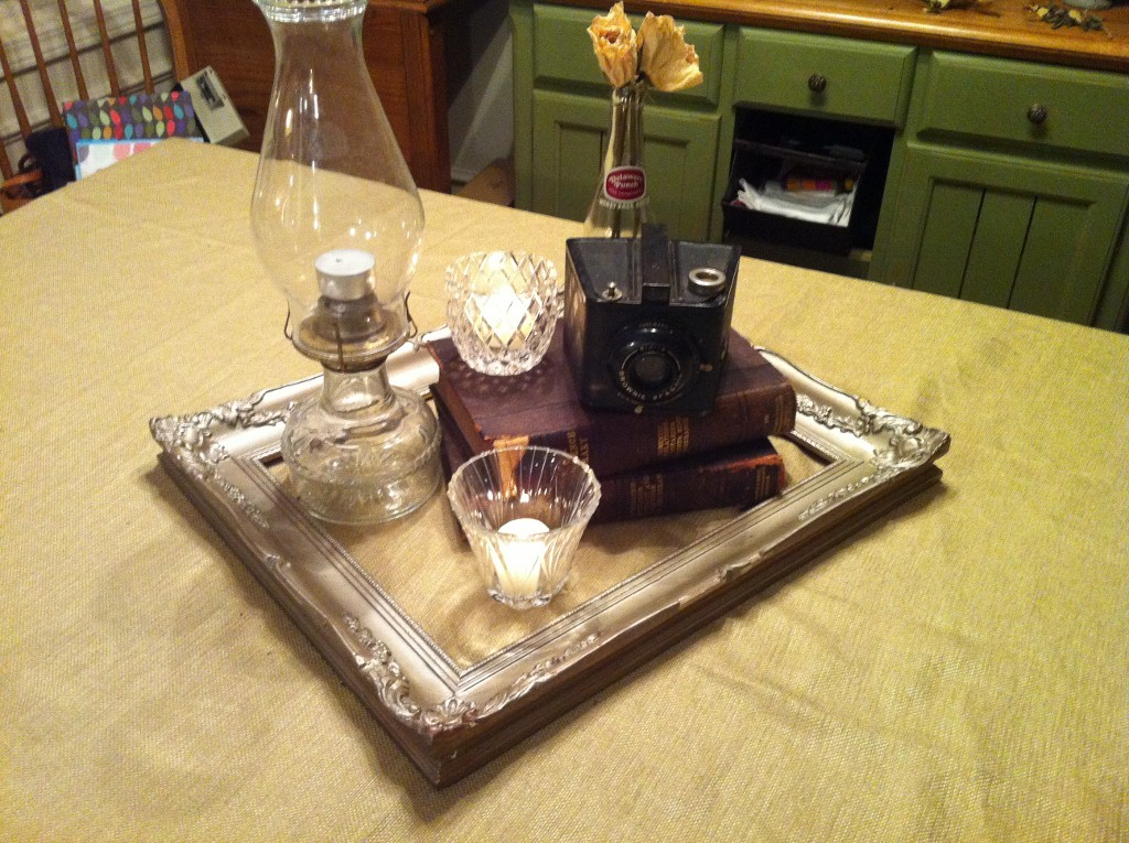Margo's Junkin Journal: Wedding Centerpieces-mock ups on my