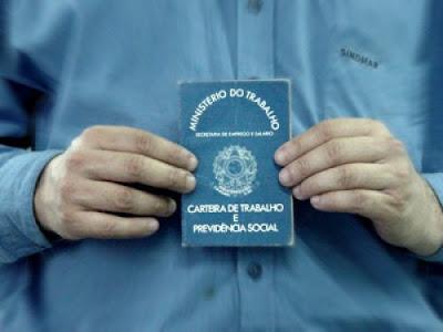 1 de maio: Homenagem ao trabalhador brasileiro:carteira profissional