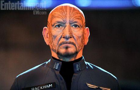 El Juego de Ender: foto de Ben Kingsley como Mazer Rackham