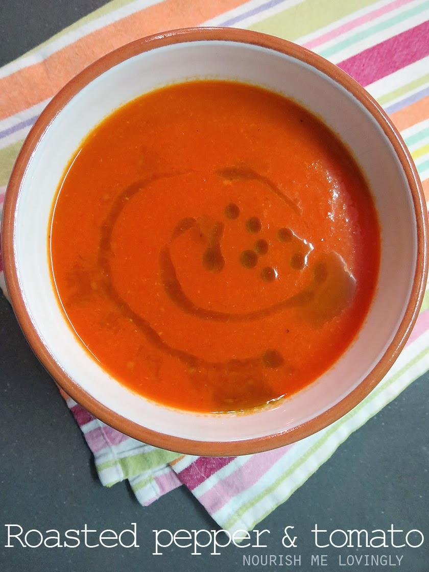 how to cut a pepper taste in soup
