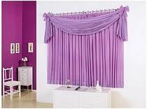 Super Sorteio de  uma cortina Suzy de 2 metros, na cor lilás.