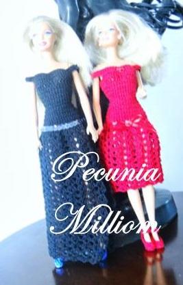 Barbie Moda - Col. 5 por Pecunia MM
