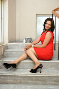 Aswini photo shoot in Red-thumbnail-18