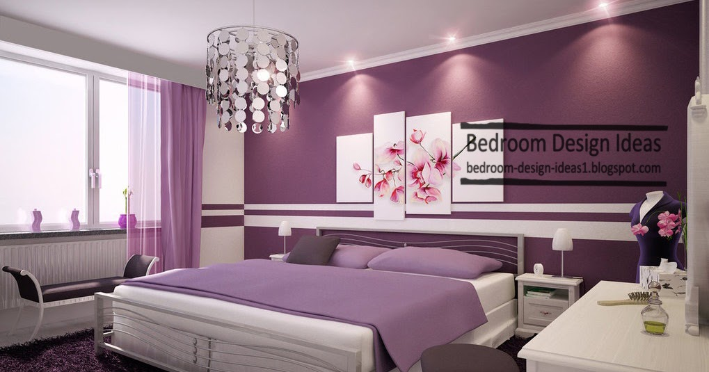 Charming small bedroom design ideas for women for Womens small bedroom ideas