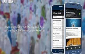 aplikasi masjidku media komunikasi