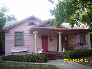 Welcome To Our Pink House