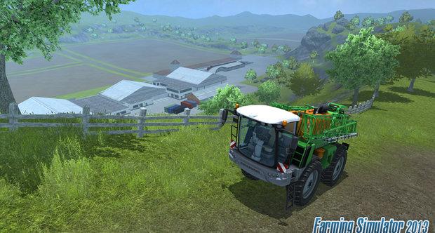 Farming Simulator 2013 pc